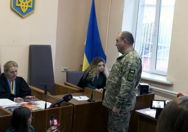 Head of Department for State Procurement of the Ministry of Defense of Ukraine Volodymyr Gulevych was sentenced to the very same two months of house arrest OLEG TVERD