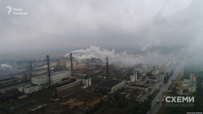 "Chemical plant ""Sumykhimprom"": former successful giant turned debtor"