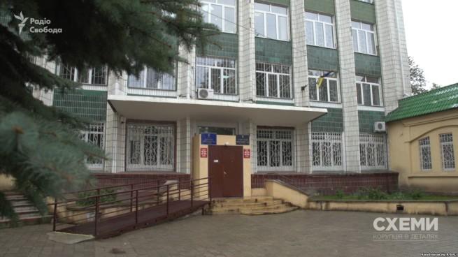 Zarichnyi district court in Sumy