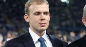 "The ""junior oligarch"" Serhiy Kurchenko himself"